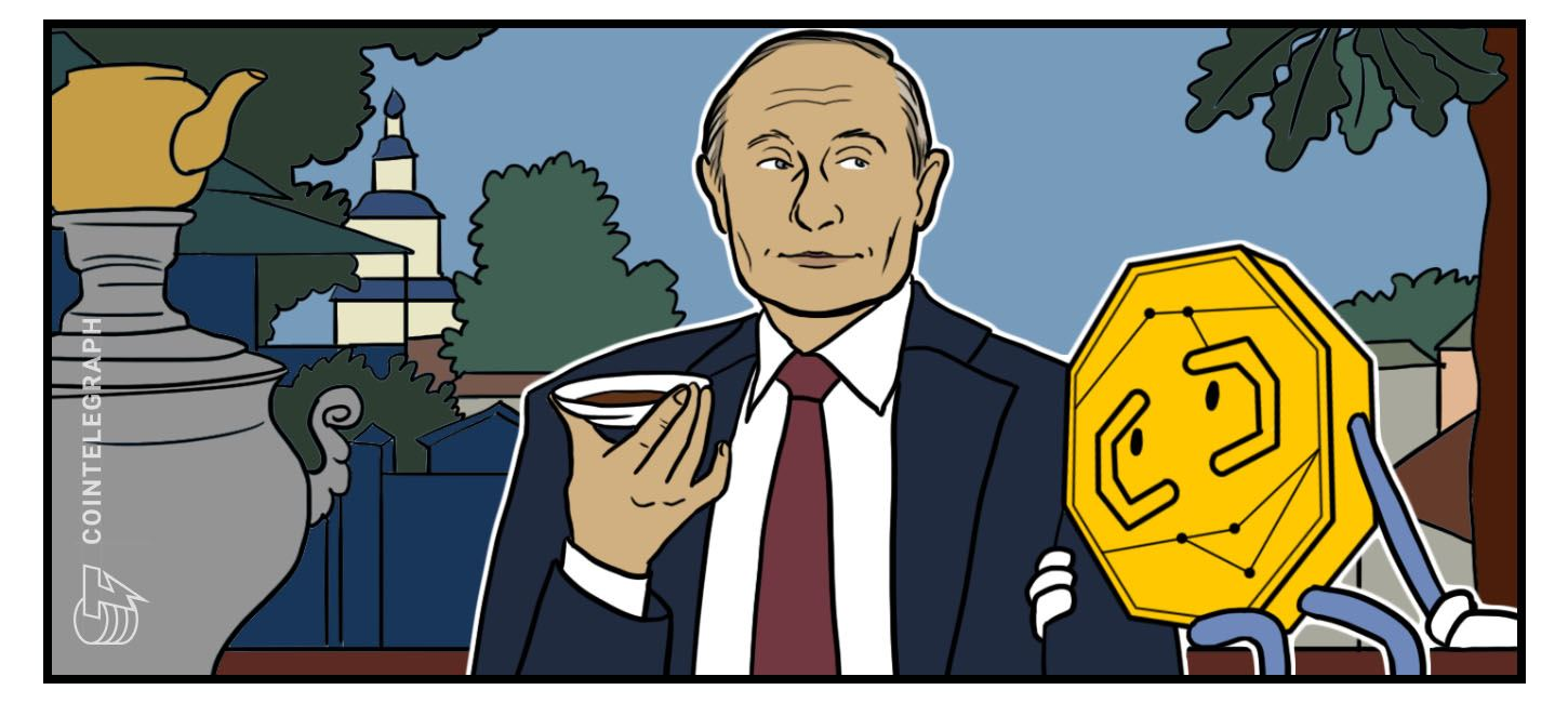 Russia Grapples With Cryptocurrency, Blockchain Reform