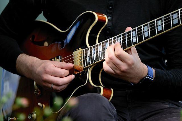 Guitar Electric Guitar Musician