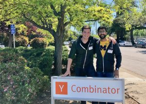 TRM Labs founders and Y Combinator